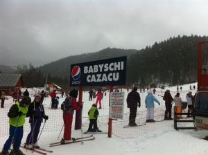 Partia Cazacu incepatori
